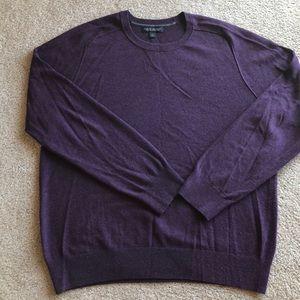 Banana Republic mens's sweater  Italian yarn L